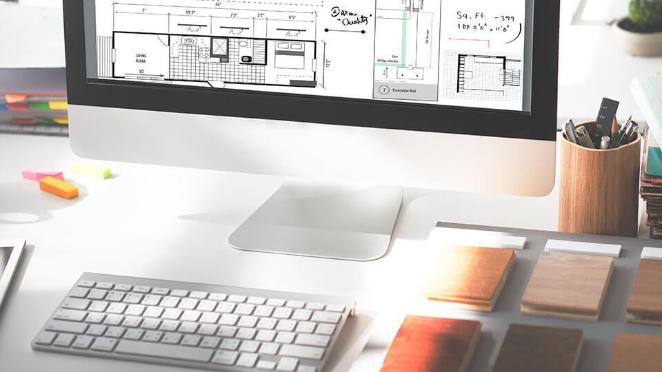 Etapa de projeto e criação