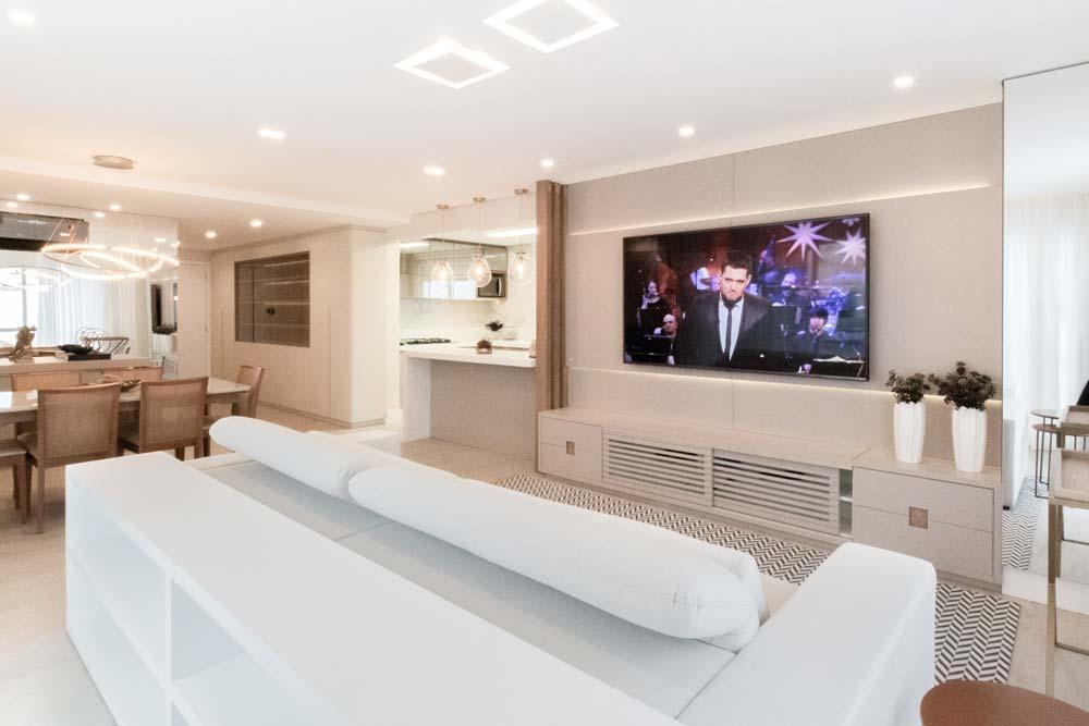 BRASA studio design de interiores - projeto living